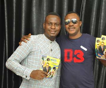 DR SMILE AND ODUNLADE ADEKOLA