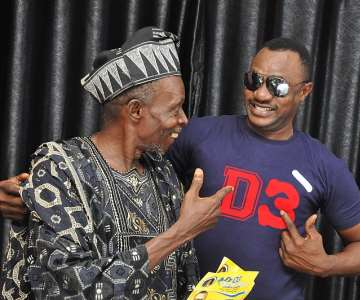 ODUNLADE AND DAD