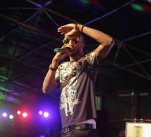 Stunning Pictures From Legend's #RealDealExperience Lagos Edition Featuring 9ice