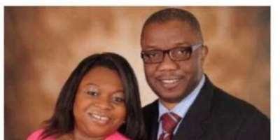 Apostle George and Chika Amadi (Lead Pastor: Goodnews Bible Church, London )