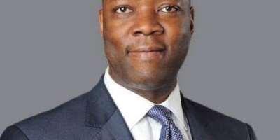 Patrick Akinwuntan (Managing Director, Ecobank Nigeria)