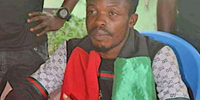 Princewill Chimezie Richards (Leader Of BNL)