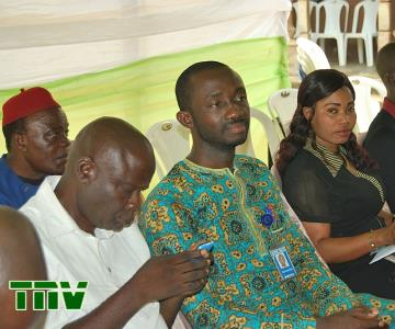 Alphonsus Nwaeze of Daily Times Newspaper, Emeka Odogwu of Authority Newspaper & Odogwu Blog and Pamela Eboh of the News Express Online, etc), Picture