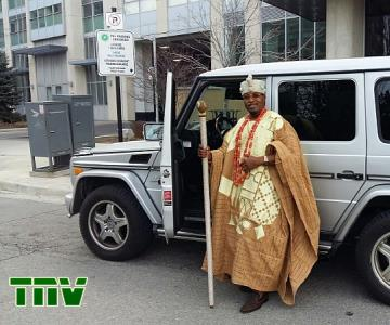 His Royal Majesty, Oba AbdulRasheed Akanbi, Telu 1