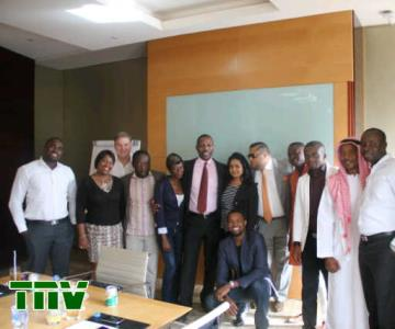 PRINCE TONYE PRINCEWILL, WISAM FAWAZ AND MEMBERS OF THE CHANGE NIGERIA GROUP